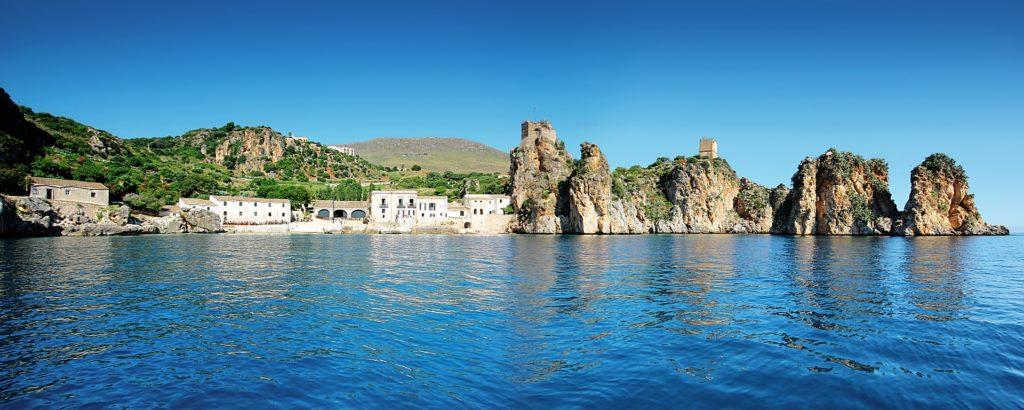 Scopello gita in barca sicilia